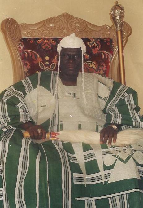 Alhaji I. A. Omowarere